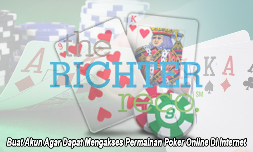 Situs Poker Online Raih Uang Kemenangan - Therichterreco